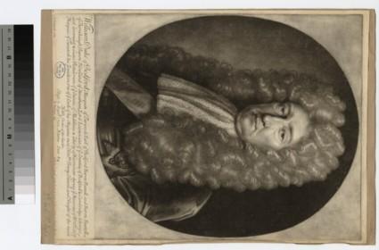 Portrait of William Russell, 1st Duke of Bedford