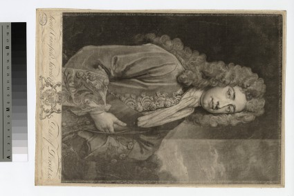 Portrait of Lionel Sackville, 1st Duke of Dorset