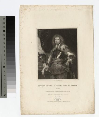 Portrait of Edward Sackville, 4th Earl of Dorset