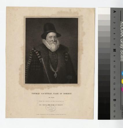 Portrait of Charles Sackville, 6th Earl of Dorset
