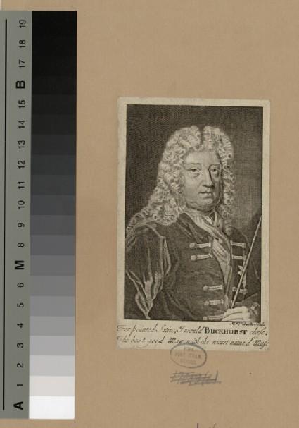 Portrait of Thomas Sackville, 1st Earl of Dorset