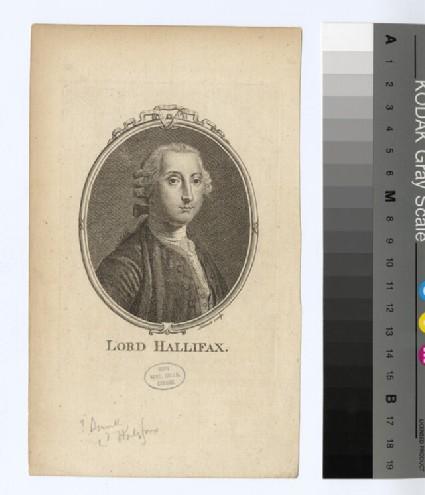 Portrait of Lord Halifax