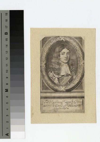 Portrait of Duke Monmouth