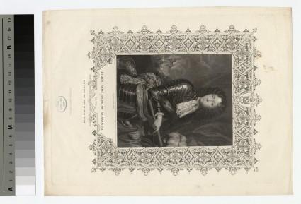 Portrait of D. Monmouth