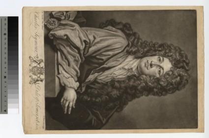 Portrait of Charles Seymour, 6th Duke of Somerset