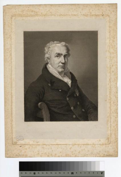 Portrait of Lord Radstock