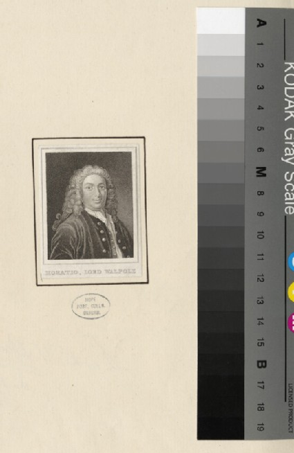 Walpole, 1st baron