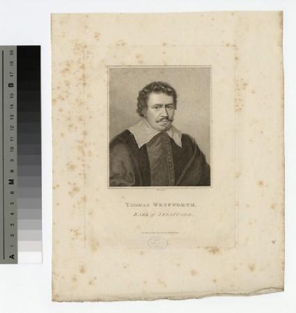 Portrait of Strafford