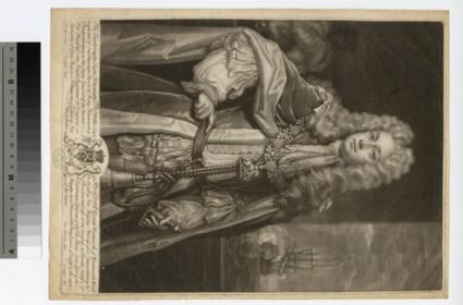 Portrait of Strafford (3rd) Earl