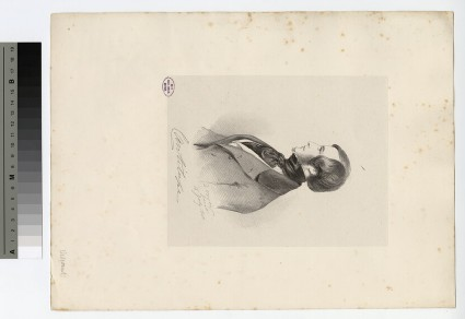 Portrait of VisCount Cantilupe