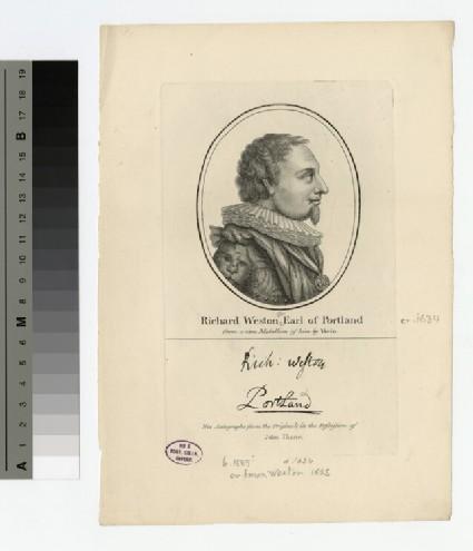 Portland, 1st Earl