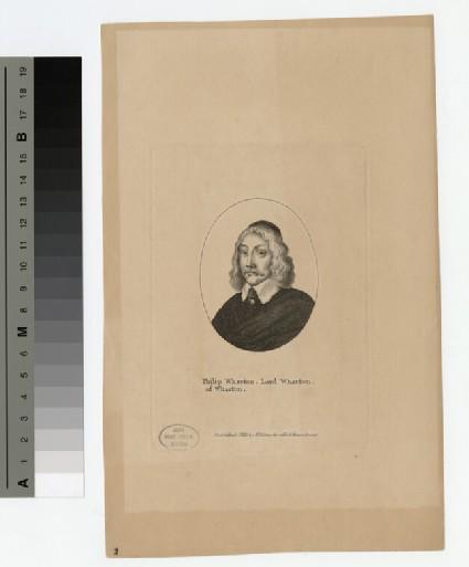 Portrait of Wharton