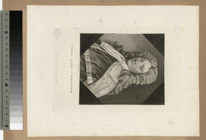 Portrait of (5th) Duke Wharton