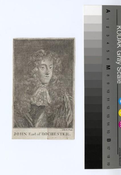 Portrait of John Wilmot, 2nd Earl of Rochester
