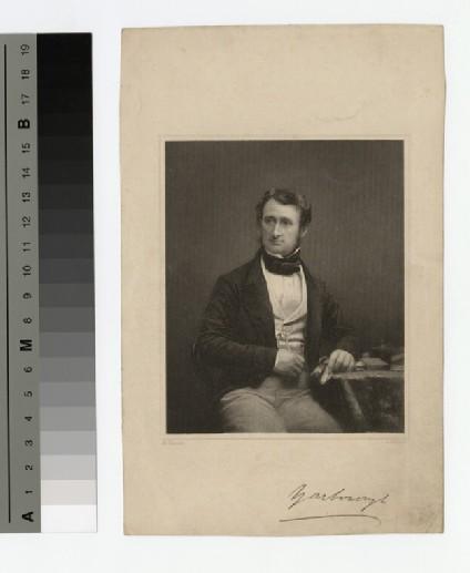 Portrait of Charles Anderson-Pelham, 2nd Earl of Yarborough