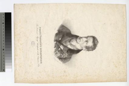 Portrait of VisCount Strangford