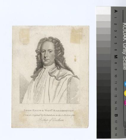 Portrait of V. Barrington