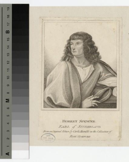 Portrait of Robertr Spencer