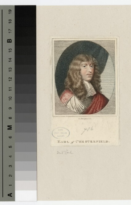 Portrait of the 2nd Earl of Chesterfield
