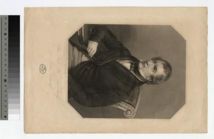 Portrait of Lord ('now Baron Bickerstaffe') Stanley