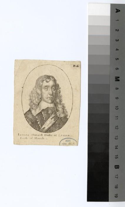Portrait of Duke Lennox