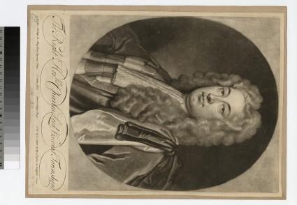 Portrait of VisCount Townshend