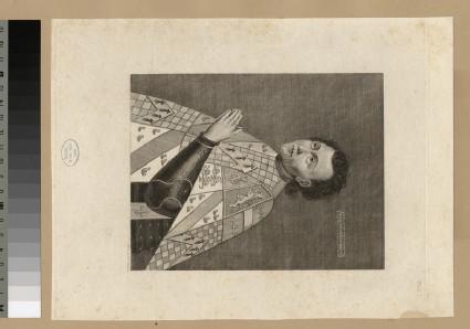 Portrait of Earl of Shrewsbury