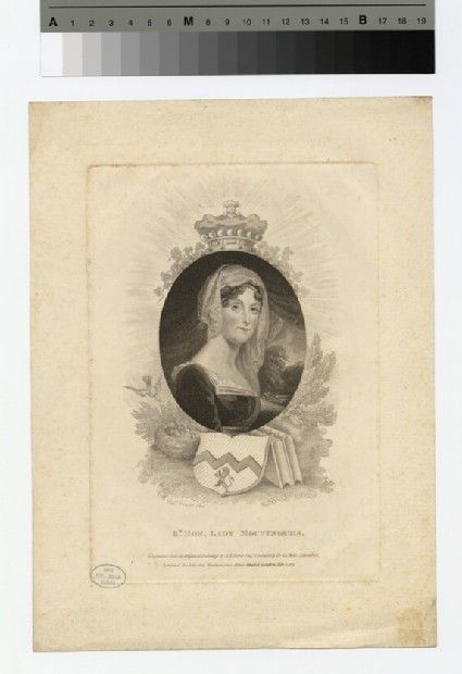 Portrait of Lady Mountnorris