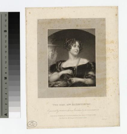Portrait of Mrs Barrington