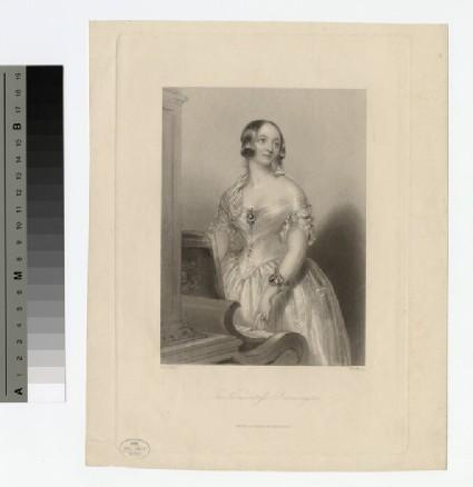 Portrait of VisCountess Barrington