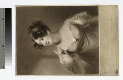 Portrait of Miss Mellon