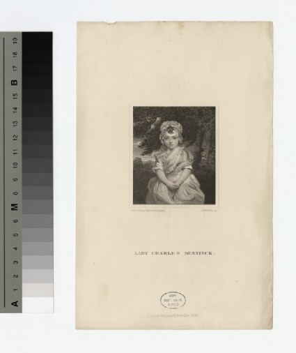 Portrait of Lady Charles Bentinck