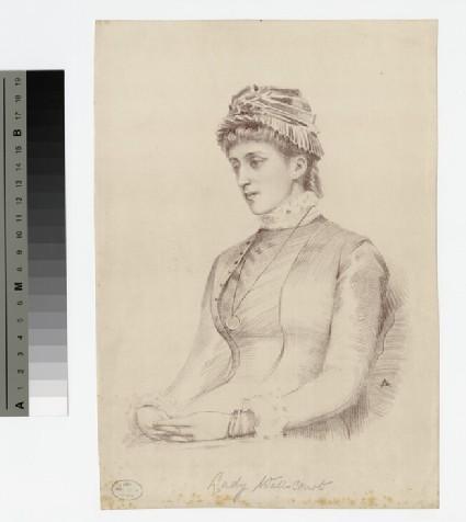 Portrait of Lady Wallscourt