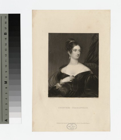 Portrait of Countess Charleville