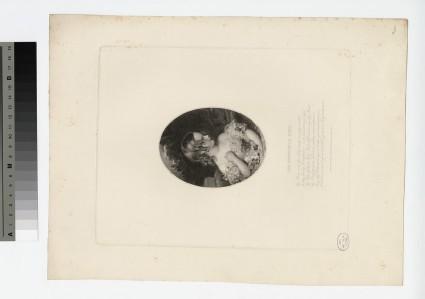 Portrait of Hon. Miss Byng