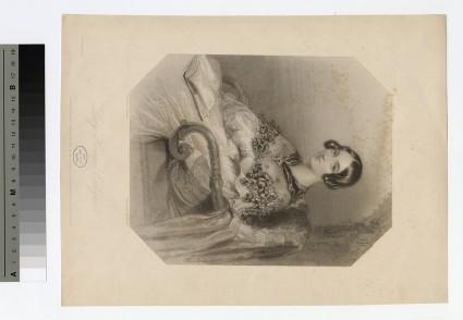Portrait of Lady Honoria Cadogan