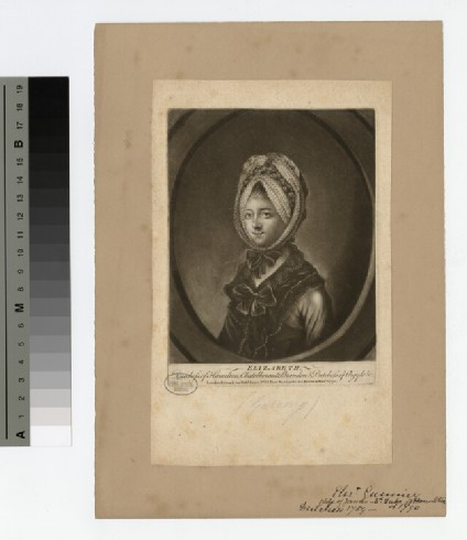 Portrait of Duchess Hamilton