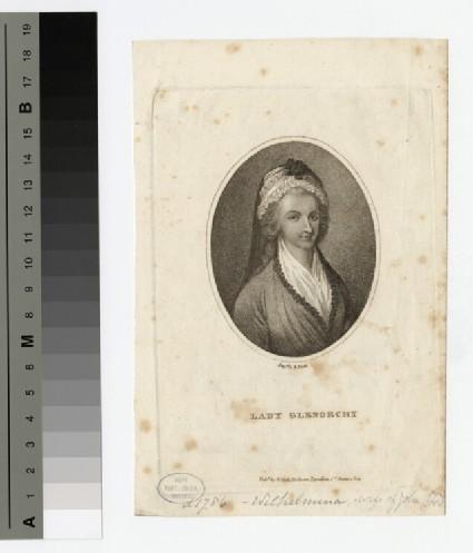 Portrait of Lady Glenorchy