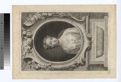 Portrait of Lady Carteret