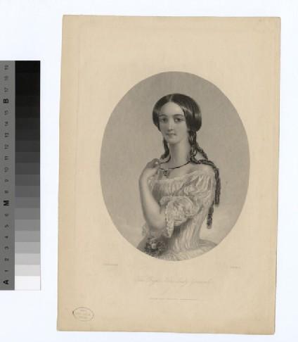 Portrait of Lady Greenock