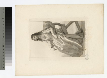 Portrait of Duchess Newcastle