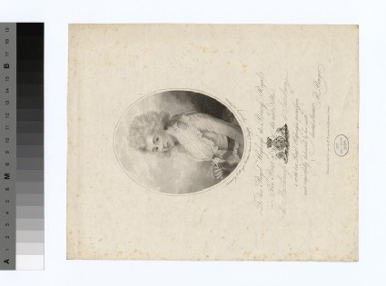 Portrait of Marchioness Salisbury