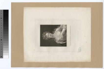 Portrait of Duchess Marlborough