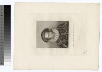 Portrait of Countess Cumberland