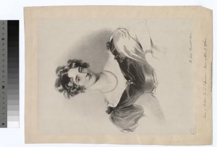 Portrait of Harriet Clive
