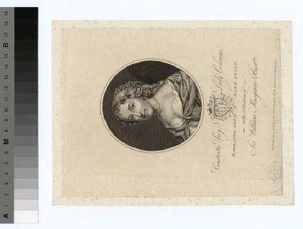 Portrait of Lady Coleraine
