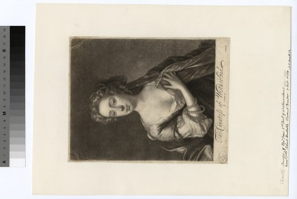 Portrait of Countess Westmorland