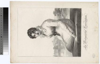 Portrait of Marquise de Conyngham