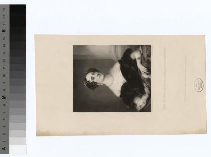 Portrait of Lady E. Courtenay