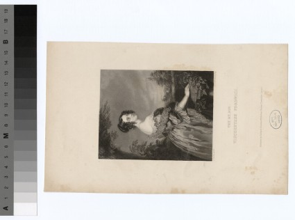Portrait of Viscountess Fordwich